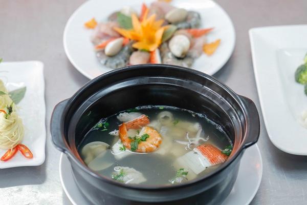 học nấu hải sản
