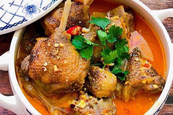 vịt giả cầy - chế biến món ngon từ thịt vịt